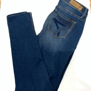 Seven High rise skinny jeans size 8